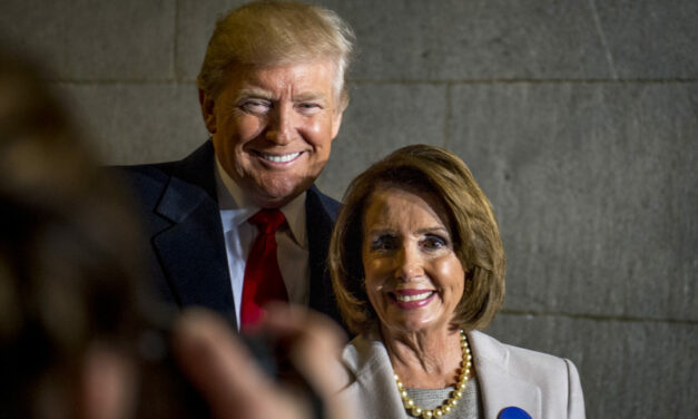 Pelosi: Trump could be an accessory to murder 'because he instigated that insurrection'