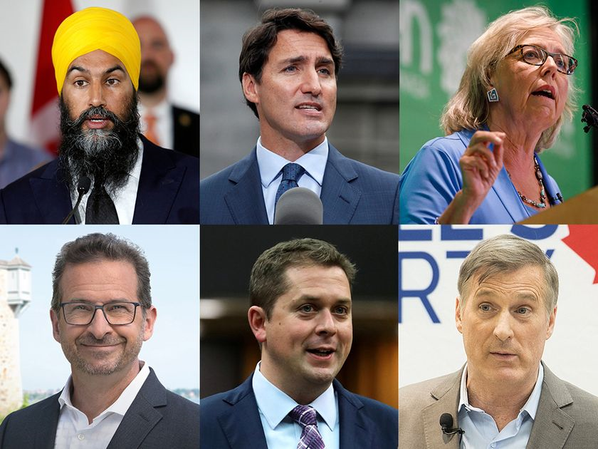 Trudeau win means a divided Canada