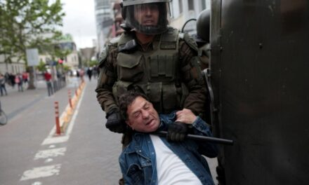 'We are at war': 8 dead in Chile's violent protests