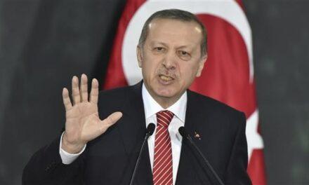 Turkey's Erdogan 'threw Trump's Syria letter in bin'