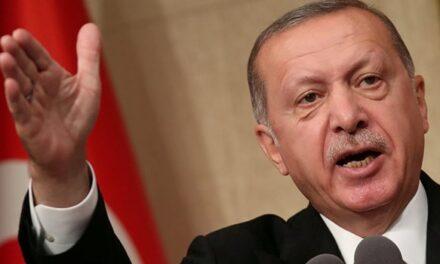 Turkey launches operation into northeast Syria: Says Turkish leader Erdogan