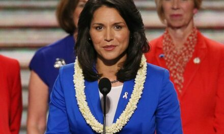 Hillary Clinton says Tulsi Gabbard is a 'Russian asset' groomed to ensure Trump re-election