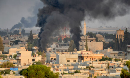 Kurds: 'Turkey targeting civilians' in latest military assault