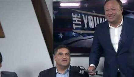 The Young Turks Liberal host Cenk Uygur officially running for Katie Hill's vacant congressional seat
