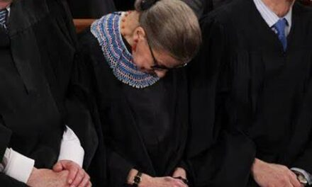 Ruth Bader Ginsburg misses Supreme Court arguments AGAIN due to illness