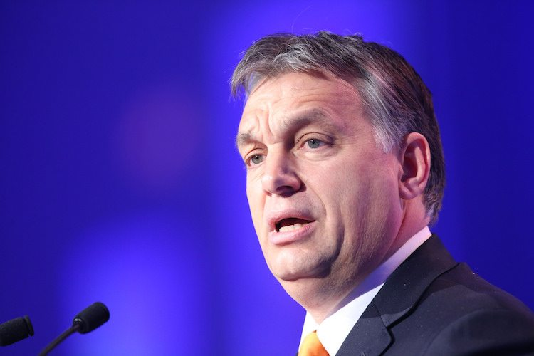 Hungarian PM: Persecuted Christians will help us save Europe
