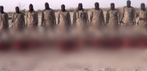 ISIS monsters execute nearly a dozen Christians around Christmastime