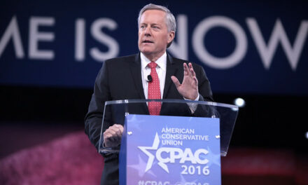 Mark Meadows to leave Congress at end of term