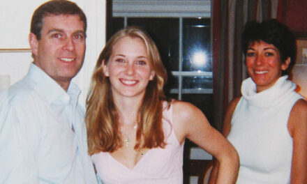 Prince Andrew's bombshell email to Ghislaine Maxwell uncovered