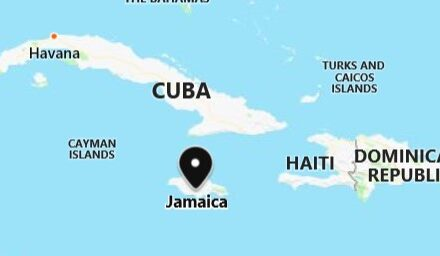 Powerful earthquake hits between Cuba and Jamaica