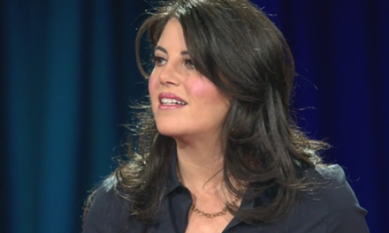 Monica Lewinsky offers colorful remark in apparent response to Starr joining Trump defense team