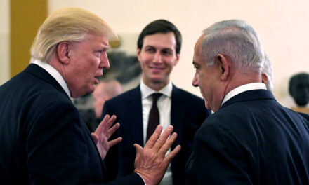 Trump unveils 'realistic two-state solution' for Middle East peace