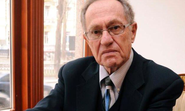 Alan Dershowitz: George Soros Asked Barack Obama to Investigate Undisclosed Person