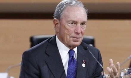 """Donald Trump Attacks Mike Bloomberg As """"A Total Racist"""""""