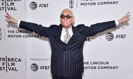 Roger Stone: Praying for a Pardon With 'Full Faith in Jesus'