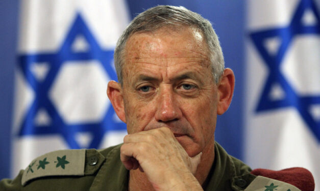 Netanyahu rival Gantz chosen to form new Israeli government