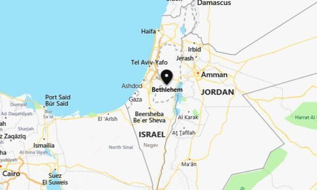 Bethlehem's Church of the Nativity ordered closed over coronavirus fears
