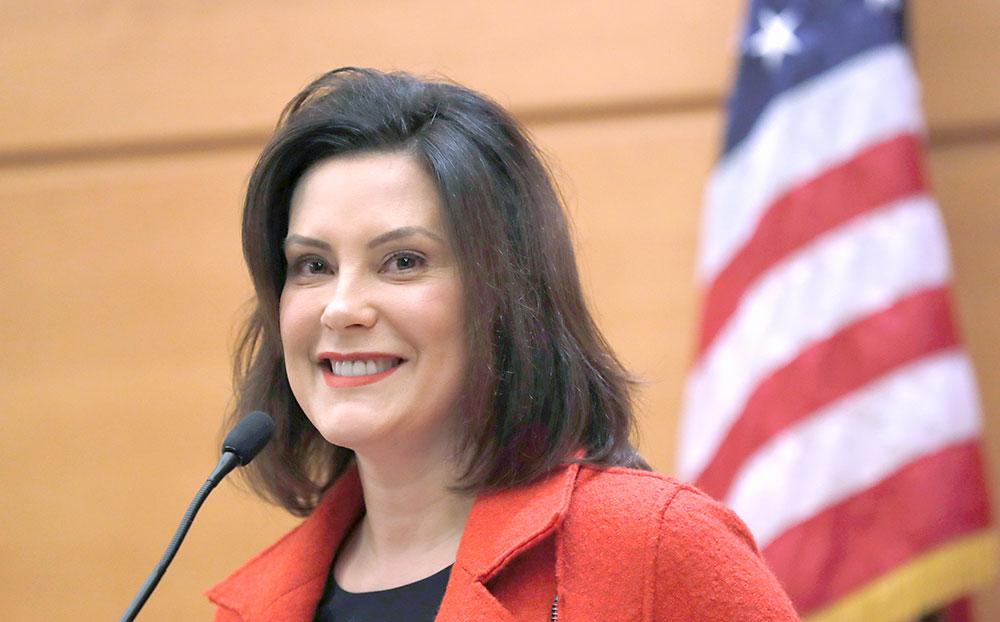 Breitbart News: Michigan House Republicans Plan Gretchen Whitmer Impeachment