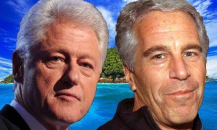 Witness Says He Saw Bill Clinton On 'Pedo Island' With Epstein in new Netflix Doc