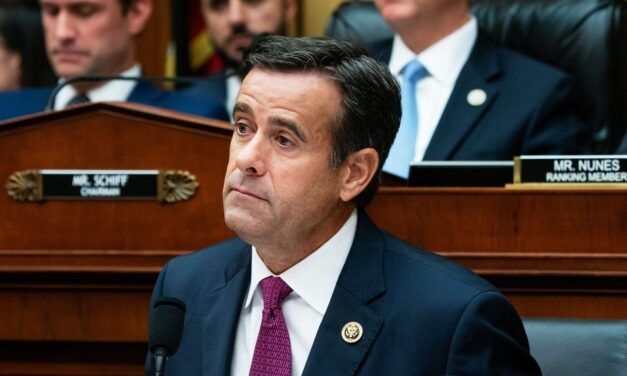 Rep. John Ratcliffe confirmed as national intelligence chief