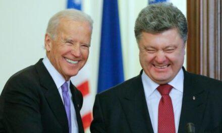"Phone Calls Between Biden And Ukraine's Poroshenko Leaked; Details $1 Billion ""Quid Pro Quo"" To Fire Burisma Prosecutor"