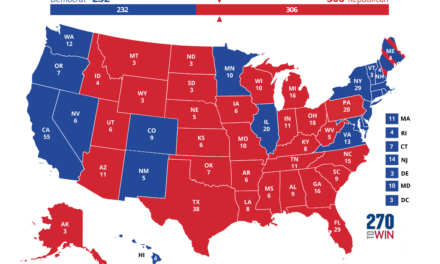 """""""Blue State Blues: The Blue States Have Seceded from America"""" – Argues Joel B. Pollak"""