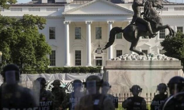 "U.S. Marshals told to prepare to help protect monuments nationwide as Trump targets people who vandalize structures during ""protests"""