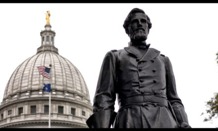 Black Lives Matter Destroys Statue of Immigrant Who Died Fighting Slavery in Wisconsin