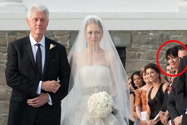 Bill Clinton flew to Jeffrey Epstein's 'orgy island' with 'two young girls', bombshell Ghislaine Maxwell docs claim