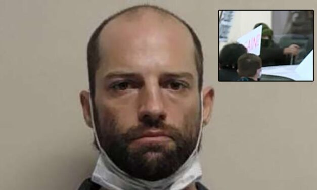 ANTIFA: Salt Lake City man arrested in connection with shooting a driver at Black Lives Matter Protest in Provo Utah