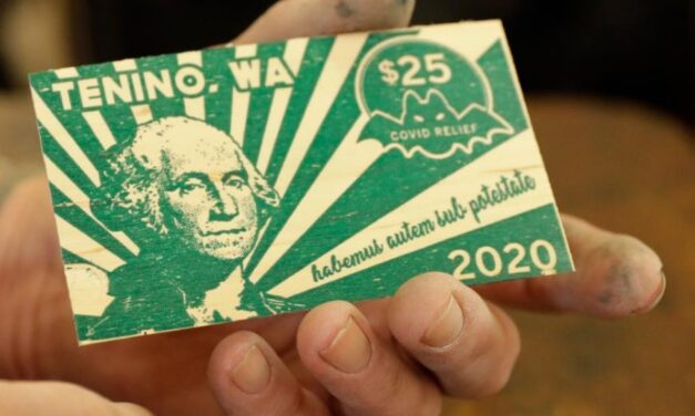 U.S. town prints own currency to boost coronavirus relief