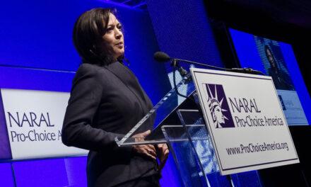 Joe Biden Names Radical Kamala Harris as His Running Mate, She Supports Abortions Up to Birth