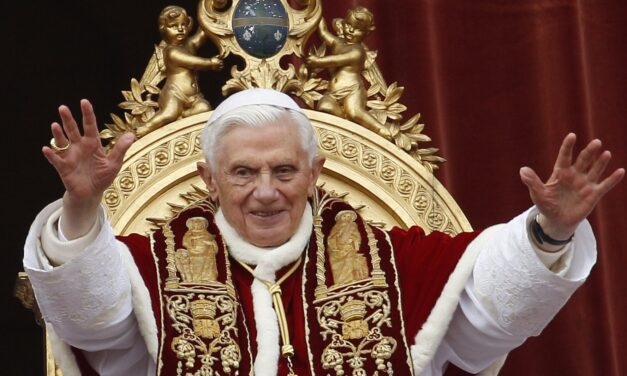 Former Pope Benedict is seriously ill: German newspaper reports