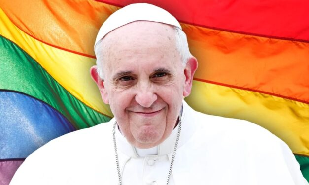 Pope Francis calls for civil union laws for same-sex couples, in a BIG shift from Vatican stance
