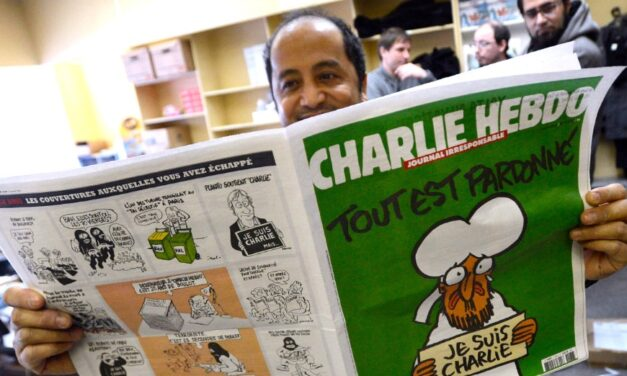 Iran's Ayatollah Khamenei Decries Charlie Hebdo's 'Unforgivable' Muhammad Cartoons in France