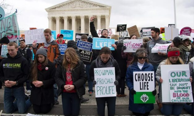 """Catholic Bishop: Christian Voters """"Cannot Support Candidates Who Will Advance Abortion"""""""
