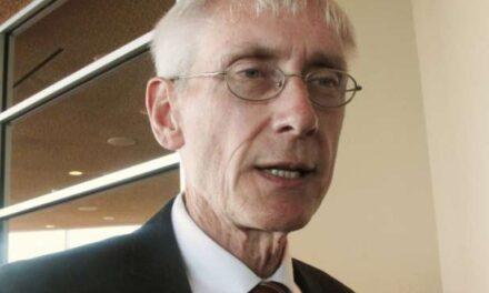 Dems fear Wisconsin Governor Evers is becoming a liability for Biden, and the whole the Party, this November