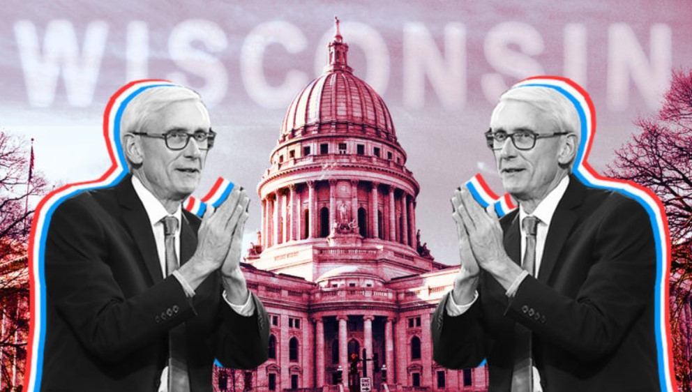 Democrat Gov Tony Evers Furious After Wisconsin Supreme Court Tosses Out His Latest Covid Stay-at-Home Order