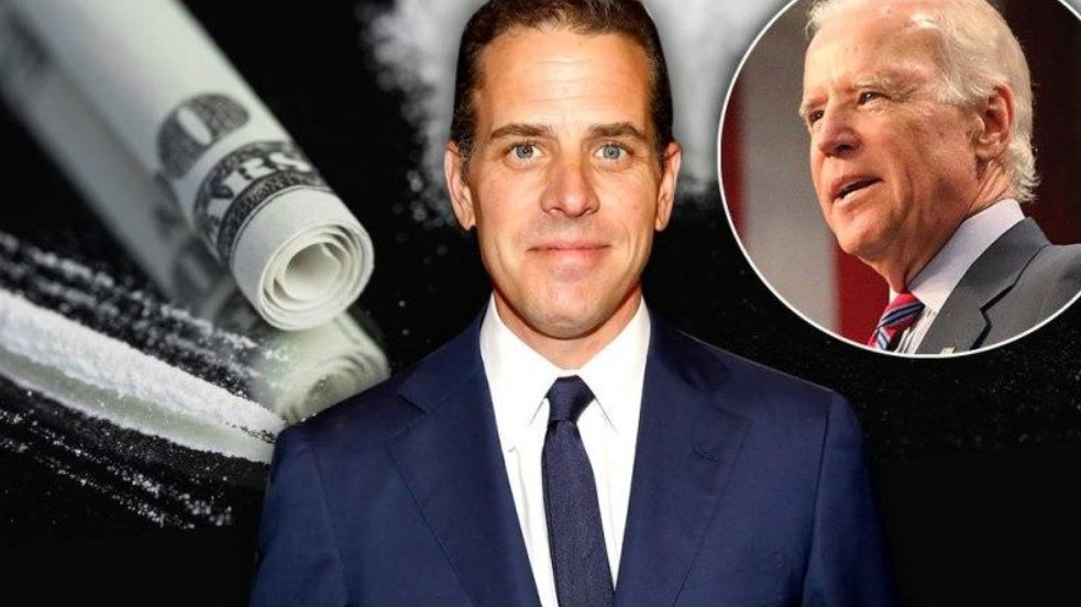 Joe Biden Walks Off When Questioned About FBI Seizing Son's Laptop; Entire Biden Family Allegedly Profited From Selling Access To Joe, And U.S. Aid, While He Was VP
