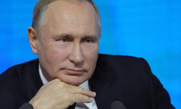 """Wait… I thought Putin couldn't be trusted? NBC Reports: """"Putin rejects Trump's criticism of Hunter Biden's business"""""""