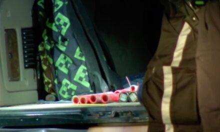 Civil War 2020: Philadelphia police discover van loaded with explosives, suspicious equipment in Logan Circle