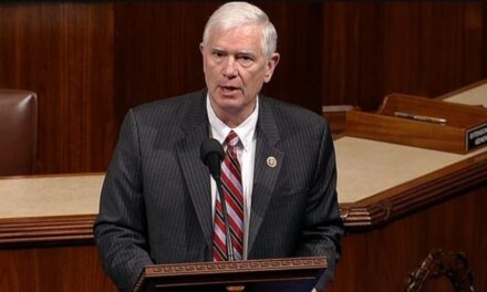 Rep Mo Brooks: 'Trump Won the Electoral College' — I Can Be a Part of the 'Surrender Caucus' or I Can Fight for Our Country